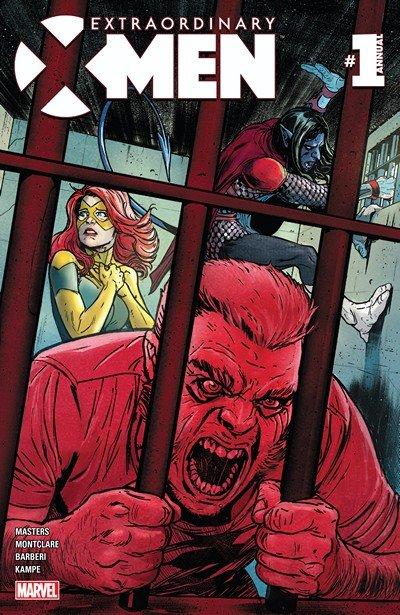 Extraordinary X-Men Annual #1 (2016)