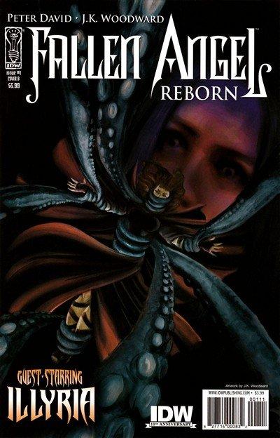 Fallen Angel Reborn #1 – 4 (2009)