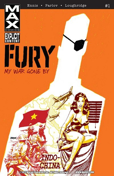Fury MAX #1 – 13 (2012-2013)