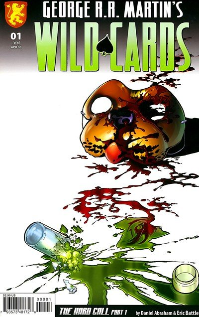 George R.R. Martin's Wild Cards – The Hard Call #1 – 6 (2008-2010)