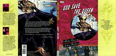 God Save the Queen (Hardcover) (2007)