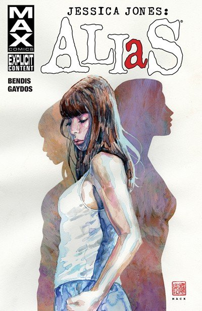Jessica Jones – Alias Vol. 1 – 4 (TPB) (2015)