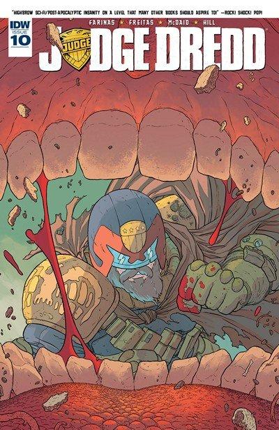 Judge Dredd #10 (2016)