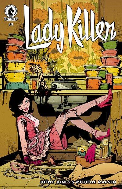 Lady Killer 2 #2 (2016)