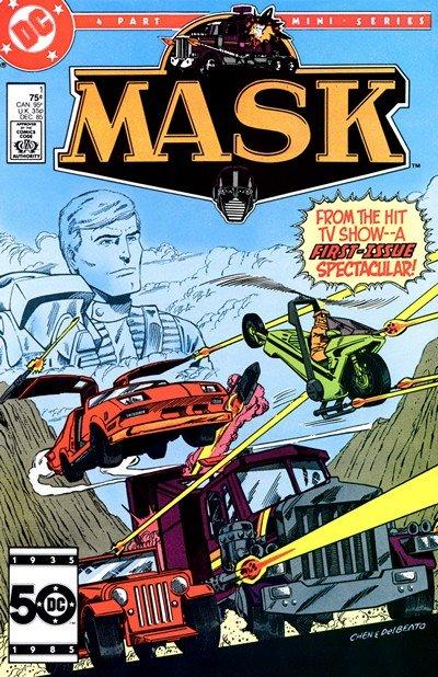 M.A.S.K. Vol. 1 – 2 (1985-1987)