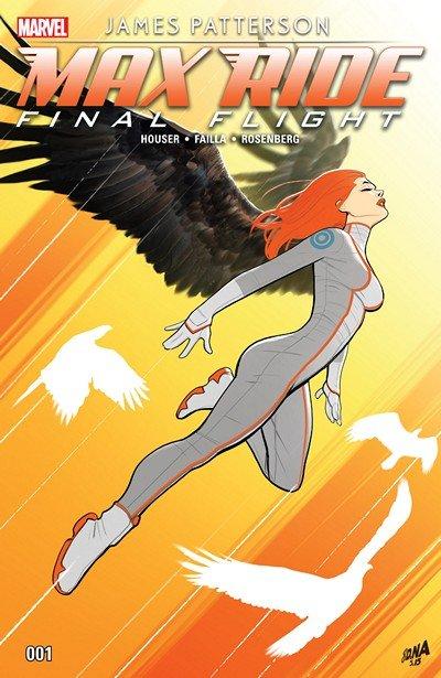 Max Ride – Final Flight #1 (2016)