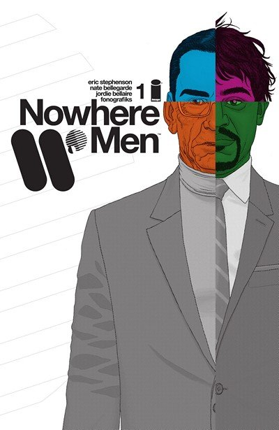 Nowhere Men #1 – 11 + TPB Vol. 1 (2012-2016)