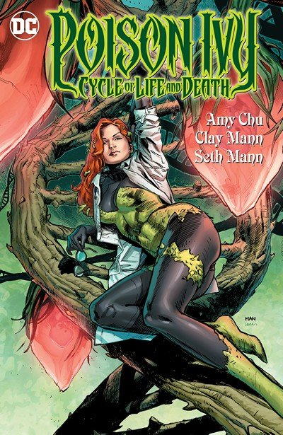 Poison Ivy – Cycle of Life and Death (2016)