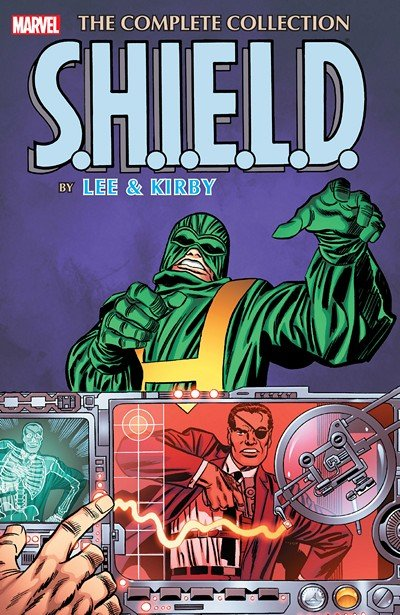 S.H.I.E.L.D. by Lee & Kirby – The Complete Collection (2015)