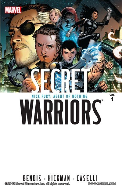 Secret Warriors Vol. 1 – 6 (2009-2014)