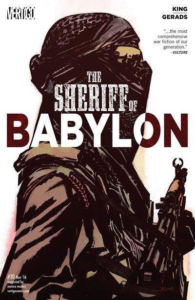 Sheriff of Babylon #10 (2016)