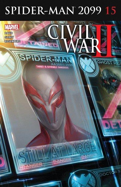 Spider-Man 2099 #15 (2016)