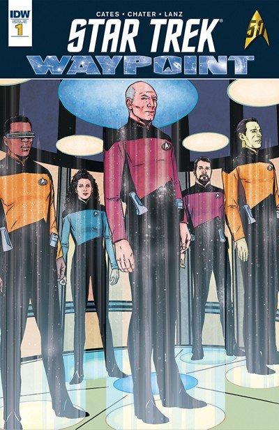 Star Trek Waypoint #1 (2016)
