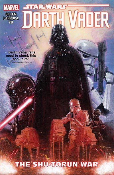 Star Wars – Darth Vader Vol. 3 – The Shu-Torun War (2016)