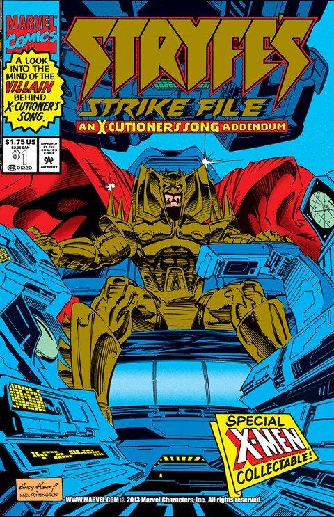 Stryfe's Strike File #1 (1993)