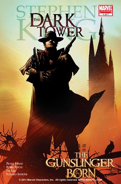 The Dark Tower – The Gunslinger Born #1 – 7 (2007)