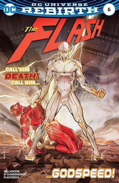 The Flash #6 (2016)