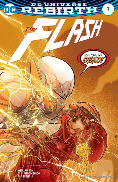 The Flash #7 (2016)
