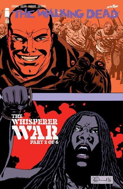 The Walking Dead #158 (2016)