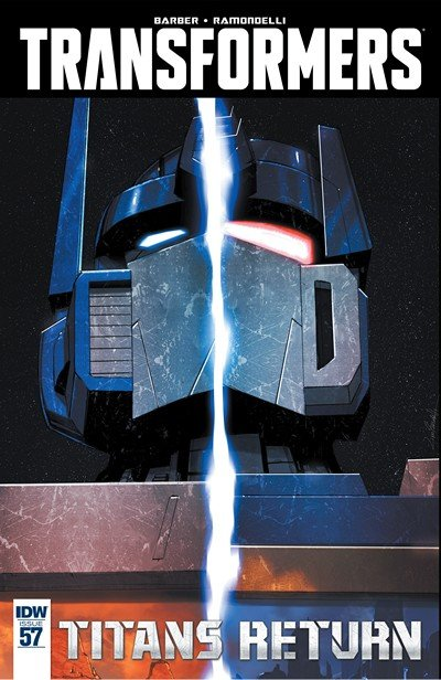 Transformers #57 (2016)