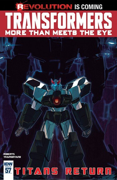 Transformers More Than Meets the Eye #57 (2016)
