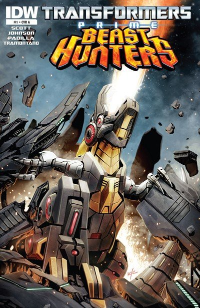 Transformers Prime – Beast Hunters #1 – 8 + Welcome to Darkmount + TPB Vol. 1 – 2