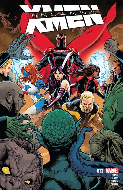Uncanny X-Men #13 (2016)
