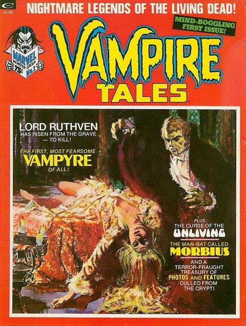 Vampire Tales #1 – 11 + Annual #1