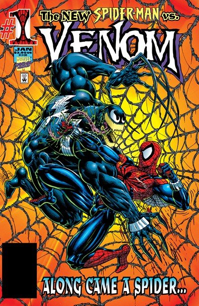 Venom – Along Came A Spider #1 – 4 (1996)