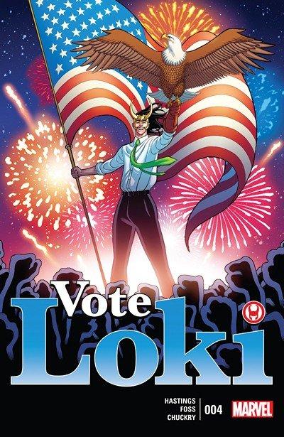 Vote Loki #4 (2016)
