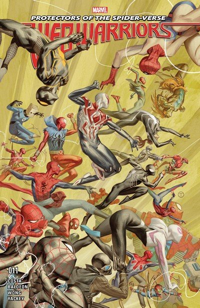 Web Warriors #11 (2016)