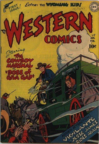 Western Comics #1 – 85 (1948-1961)