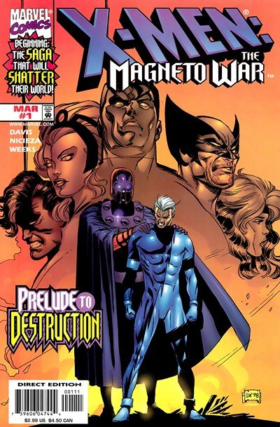 X-Men – Magneto War (1999)