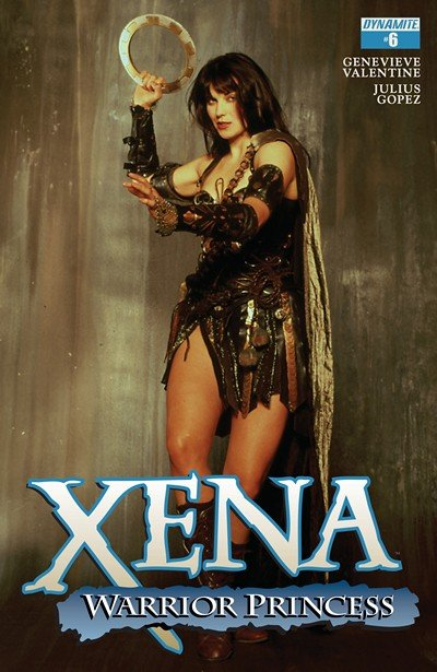 Xena – Warrior Princess #6 (2016)