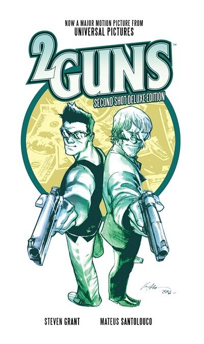 2 Guns – Second Shot Deluxe Edition (2013)