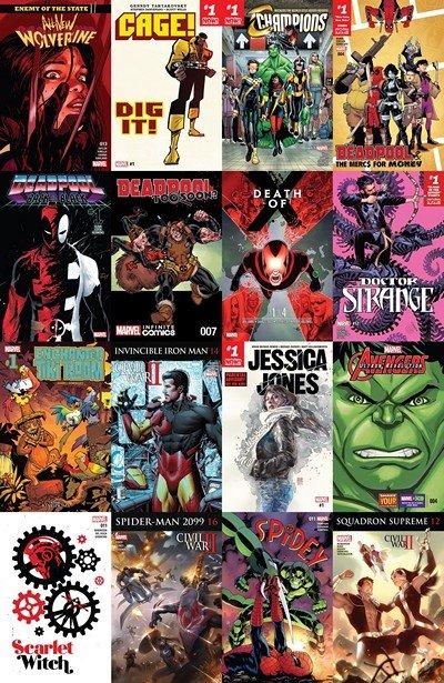 2016.10.05 Marvel Week+