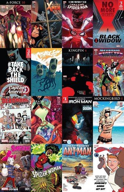 2016.10.19 Marvel Week+