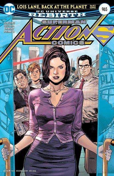 Action Comics #965 (2016)