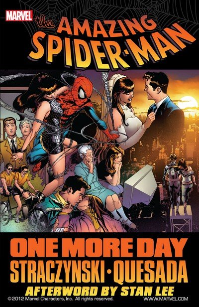 Amazing Spider-Man – One More Day (TPB) (2007)
