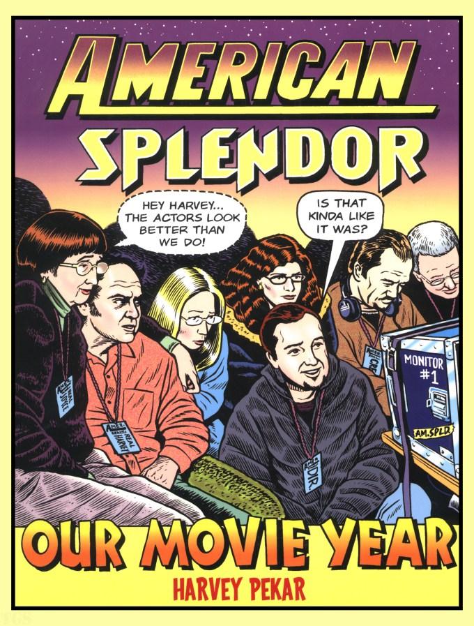 American Splendor (Collection) (1976-2008)