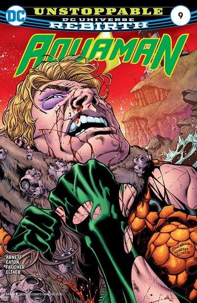 Aquaman #9 (2016)