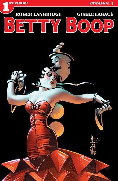 Betty Boop #1 (2016)