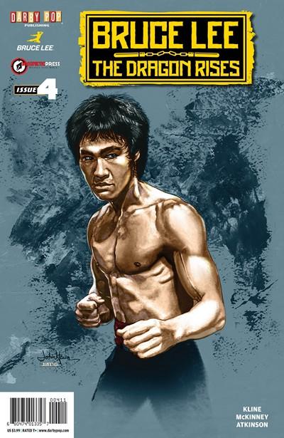 Bruce Lee – The Dragon Rises #4 (2016)