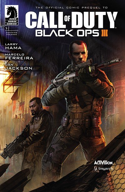 Call of Duty – Black Ops III #1 – 6 (2015-2016)