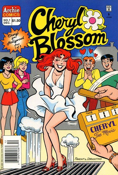 Cheryl Blossom (Goes Hollywood) #1 – 3 (1996)