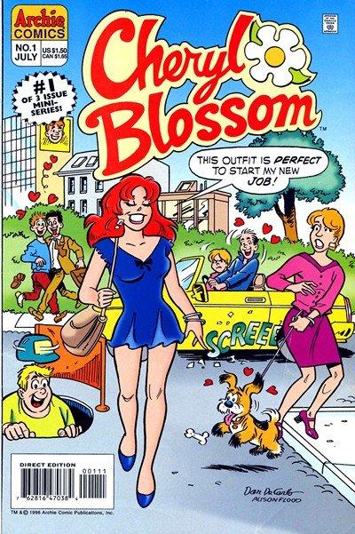 Cheryl Blossom (Summer Job) #1 – 3 (1996)