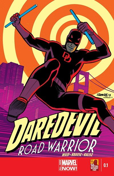 Daredevil Vol. 4 #0.1 – 18 (2014-2015)