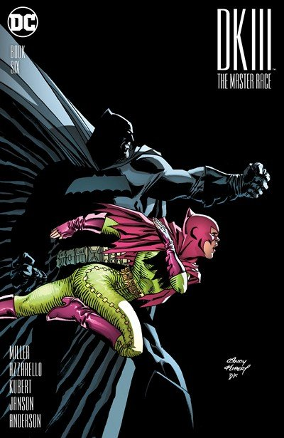 Dark Knight III – The Master Race #6 (2016)