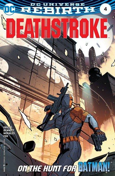 Deathstroke #4 (2016)