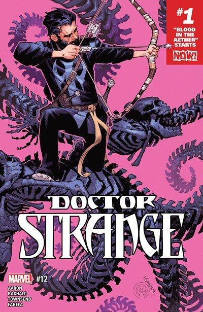 Doctor Strange #12 (2016)